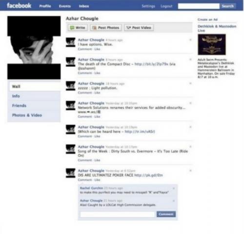 facebook ab 2009