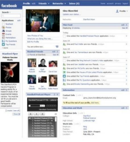 facebook ab 2007-2008