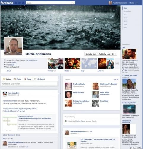 facebook ab 2012 timeline